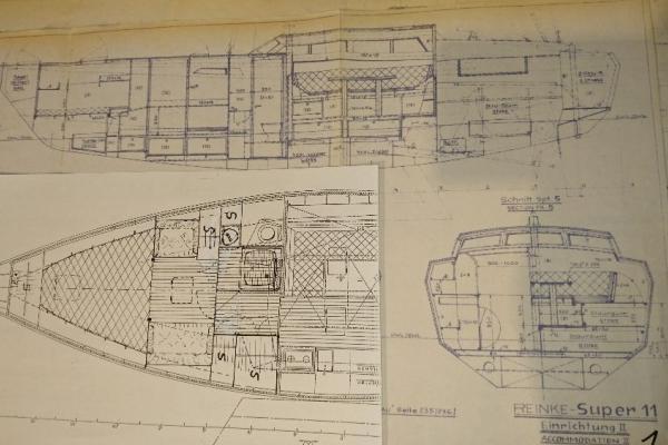 10 -Abgeänderter Bauplan