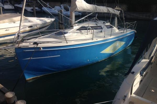 Prestige Yacht Nubian 24 Motorsegler