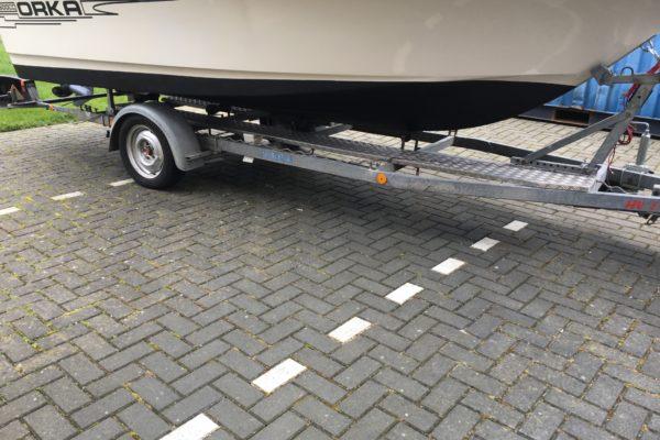 Orka 500 CC Fischerboot Konsoleboot
