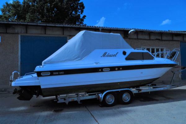 SBM-Boote 840 Diesel