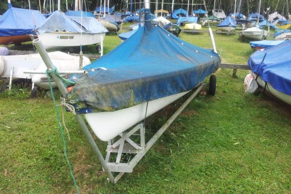 Jollen & Schwertboote Bootsport 20er Jollenkreuzer gebraucht Reparaturen erforderlich