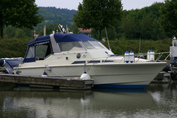 Fjord 30 WE Motoren +…