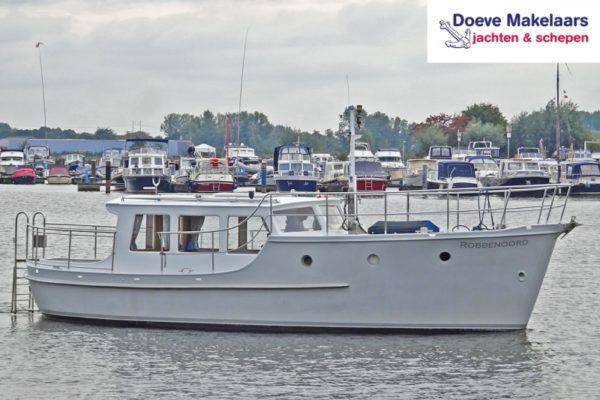 Backdeck Motoryacht 9.30