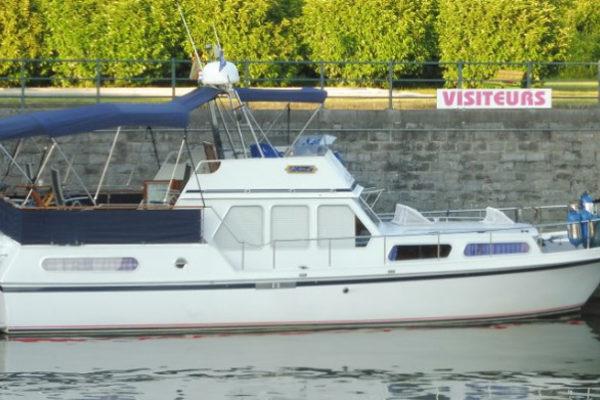 Ouwens Werft Holland Stahlboot