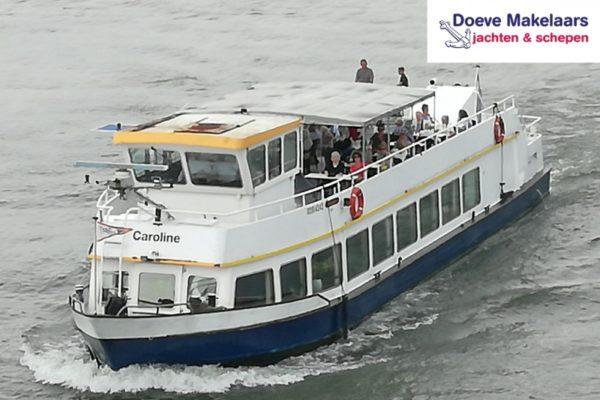 Fahrgastschiff 150 gäste