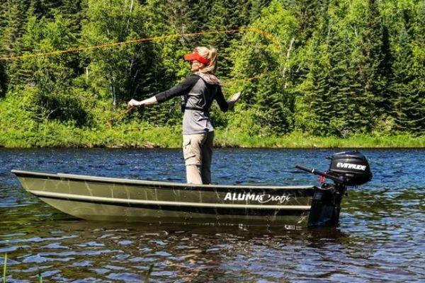 Alumacraft 1236 Jon Boot Aluminiumboot…