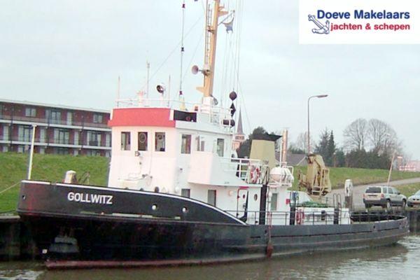Ex Seezeichenschiff 29.57 mit SUK