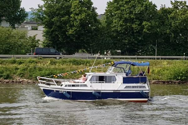 Drettmann DD Yacht