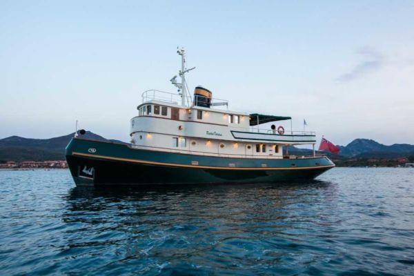 Solimano Tug Yacht 78 –…