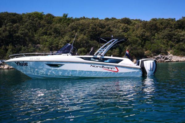 Motorboot / Sportboot Nordkapp Enduro…