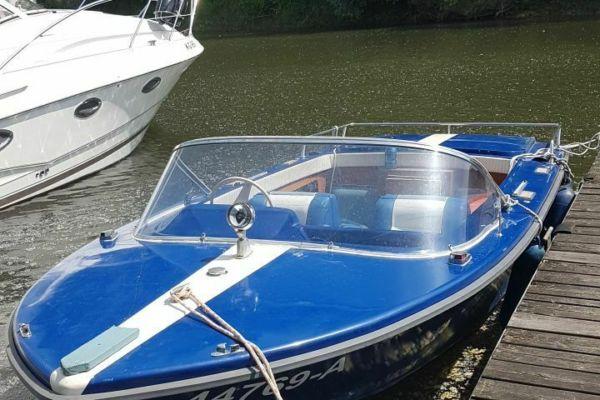 Sportboot Anglerboot