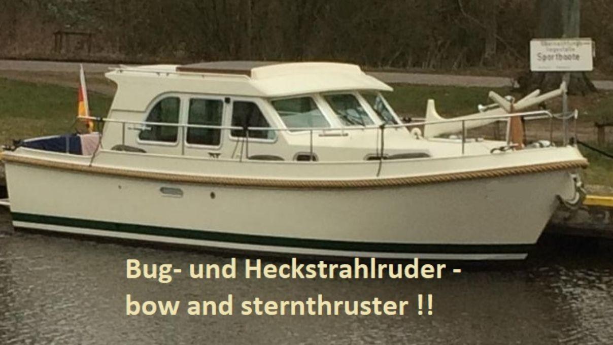 Linssen Grand Sturdy 29.9 Sedan