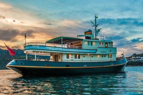 "Tug Yacht 78 Solimano ""Maria…"