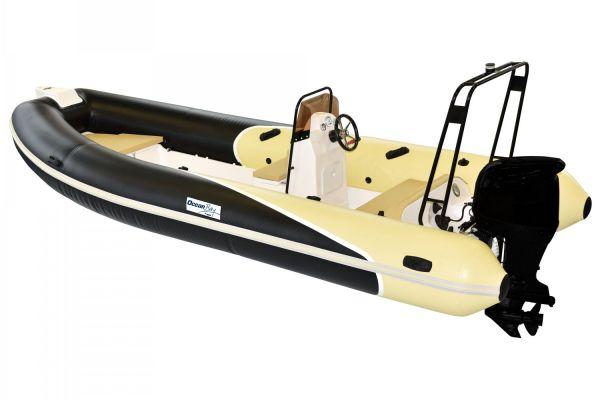 Oceanbay MX580 Sundeck RIB Motorboot…