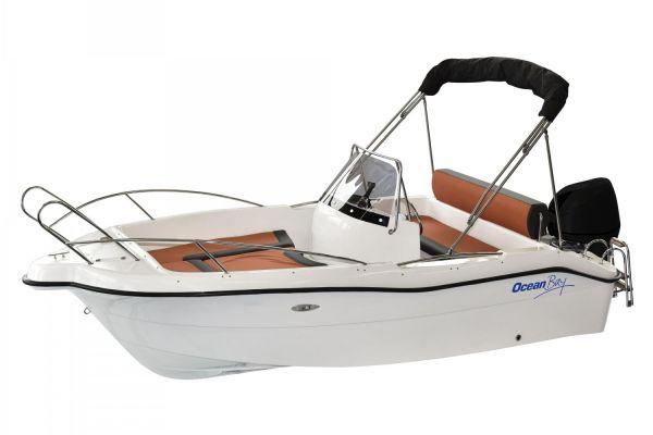 Oceanbay MM 450 Open Luxus…