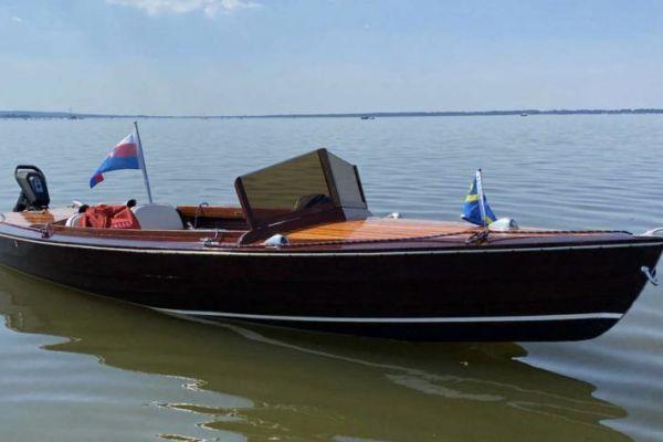 Yachtwerft Müggelspree Mahagoniboot