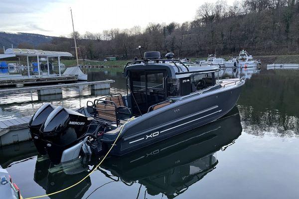 XO Boats XO 270 FC